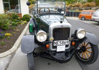 1923 Overland Model 91