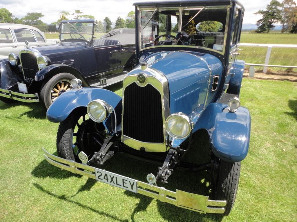 1924 CROSSLEY 14