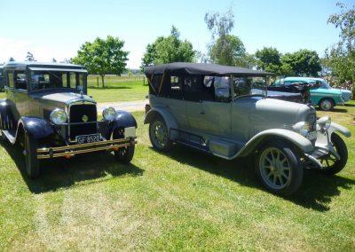 1927 ERSKINE 50 – 1925 FIAT 501C