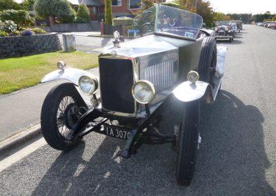 1927 Vauxhall