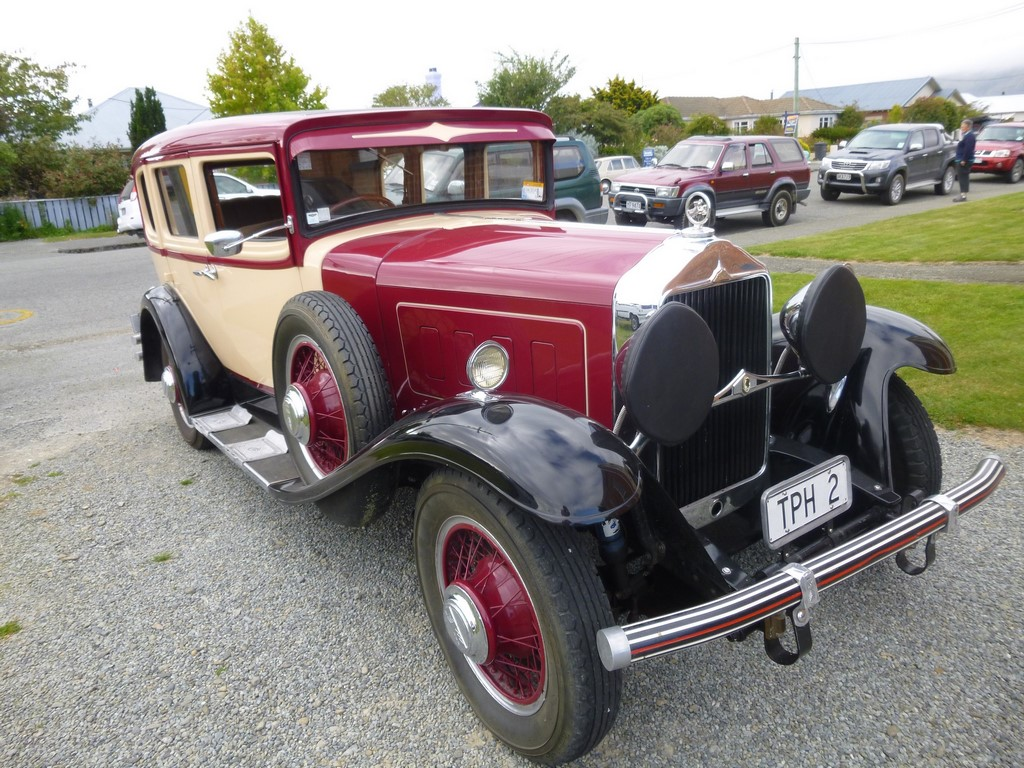 1930 WILLYS KNIGHT