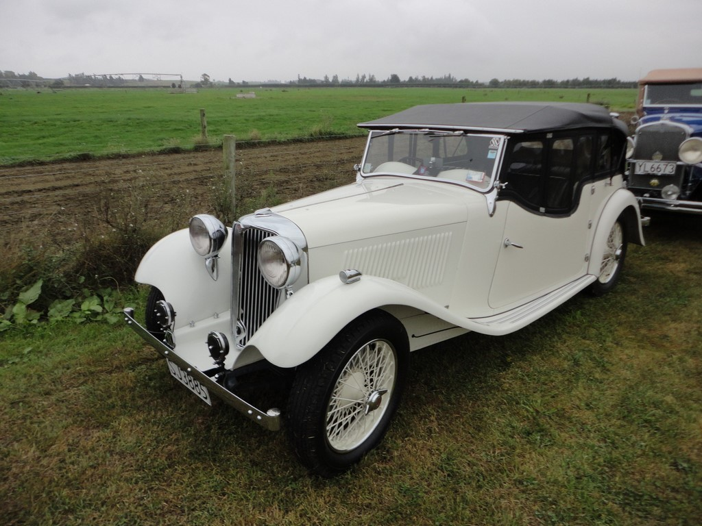 1934 JAGUAR TWO