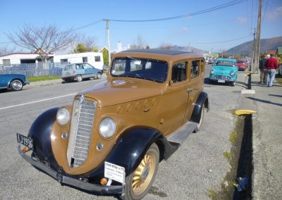 1936 WILLYS 77