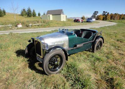 1937 AUSTIN 7  Special