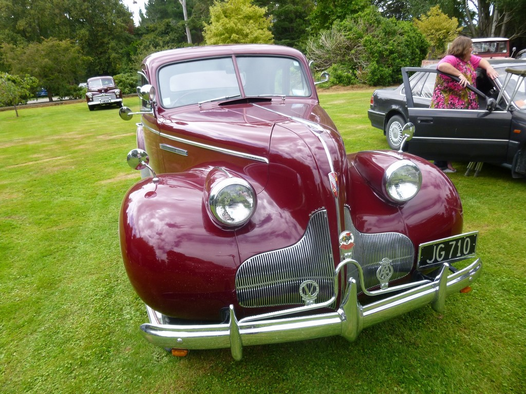 1938 BUICK 40 COUPE