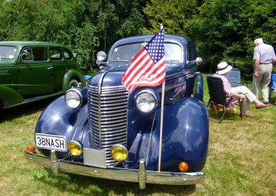 1938 NASH 400