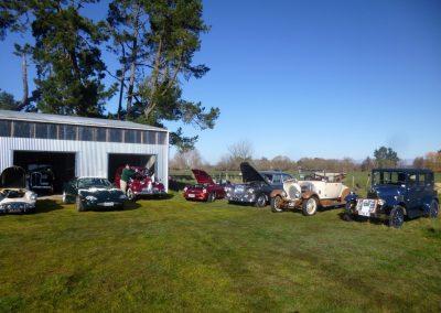 John Foster Car collection