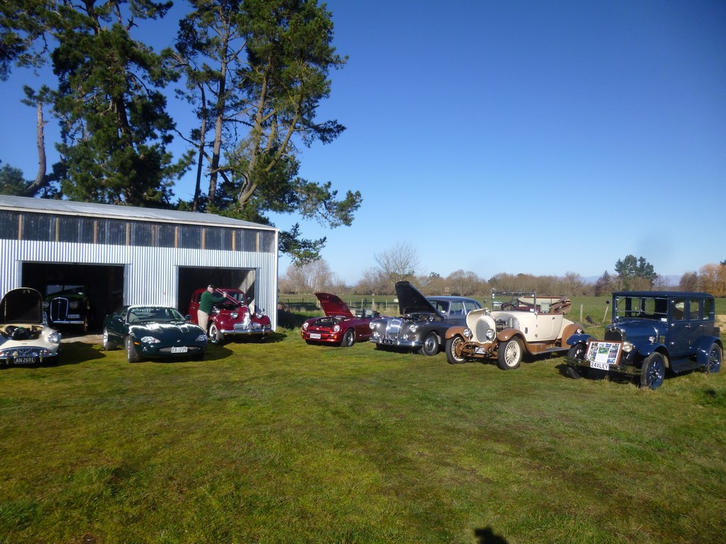 John Foster Car collection
