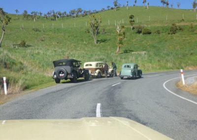 Mt Cook Run Vehicles