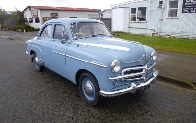 Ashley Milliken's 1954 Vauxhall Velox