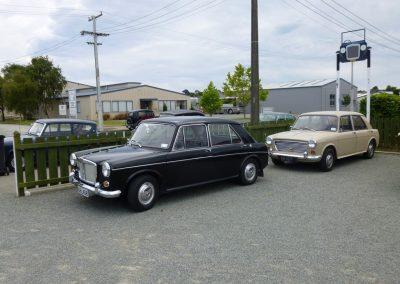 1965 MG 1100 – 1963 Morris 1100