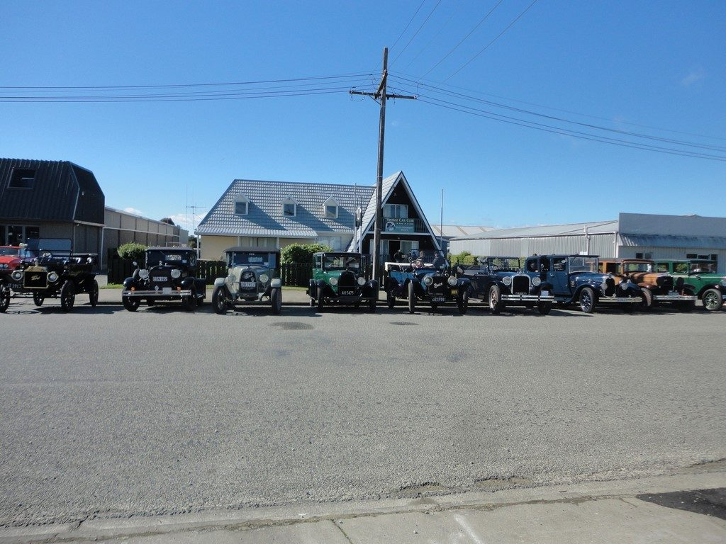 South Canterbury Vintage Car Club Clubrooms