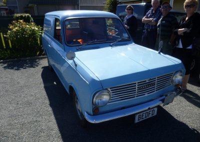 1972 Bedford HA