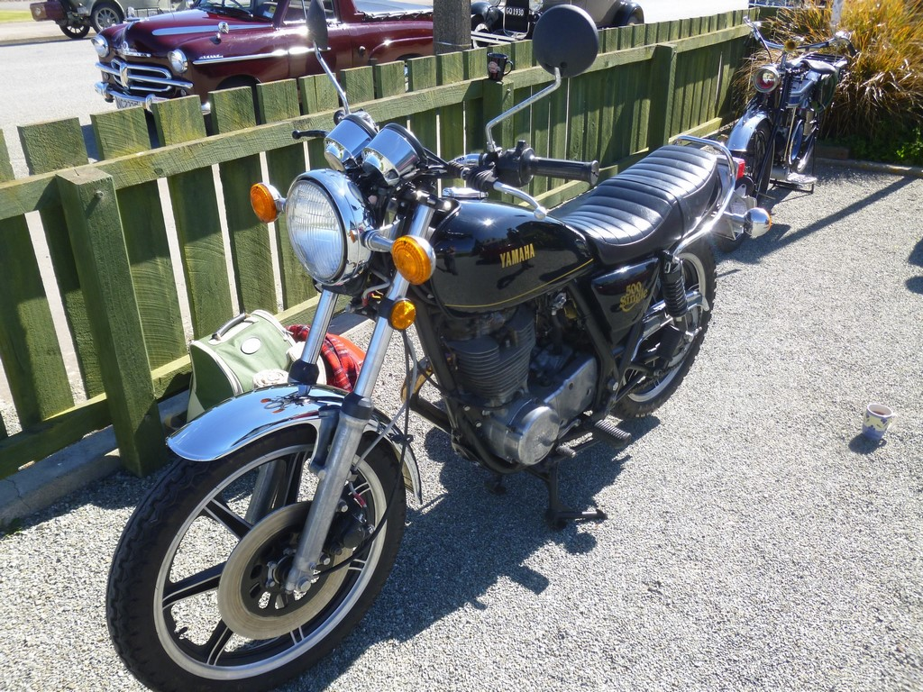 1978 Yamaha 500 Single