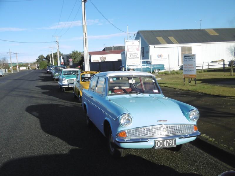South Canterbury Vintage Car Club Restoration Rally