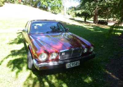 1984 Jaguar XJ Sovereign