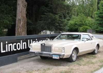Lincoln at Lincoln