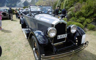 Ashley Milliken's 1926 Buick