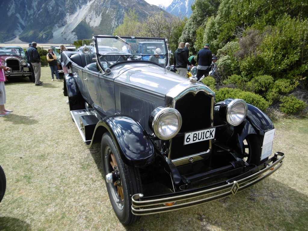 1926 Buick 26 45X