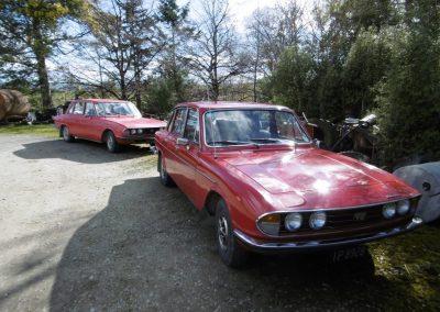 1977 Triumph 2500