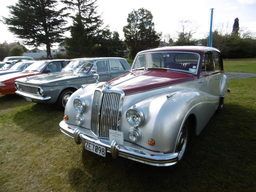 1954 Armstrong Siddeley Sapphire