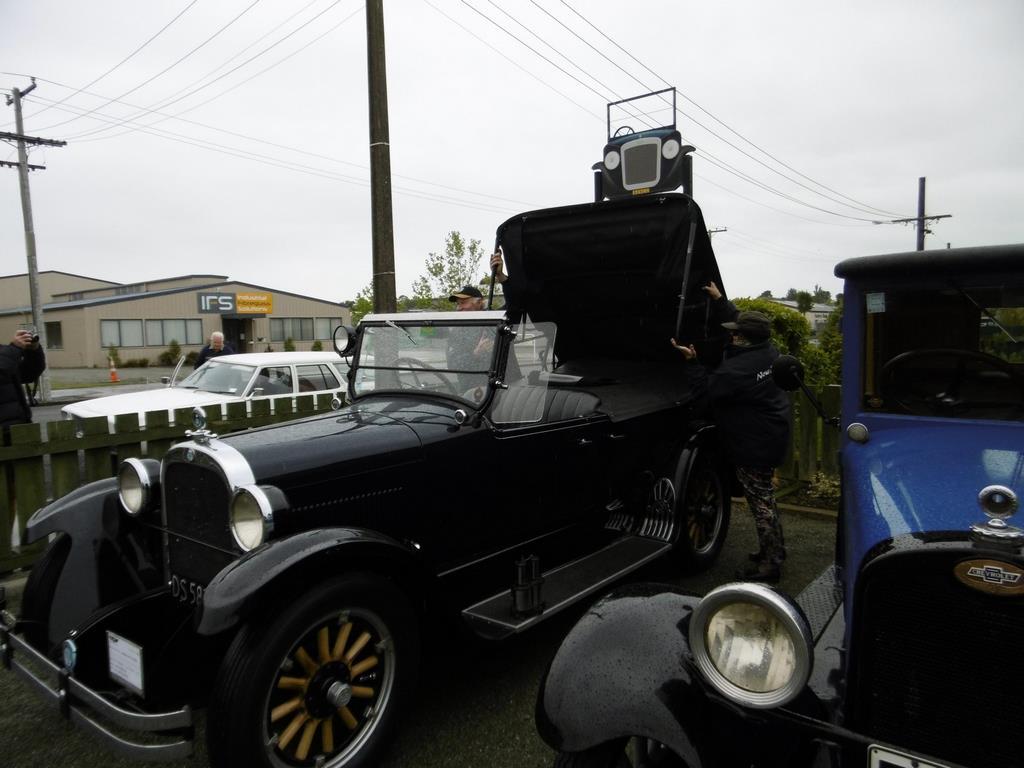 2015 Vintage Veteran Commercial Rally