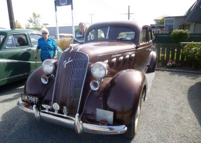 1937 Graham – with Supercharger
