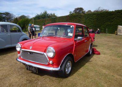 1971 Mini 850