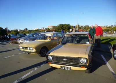 1979 Ford Escort Mk2 1.1 - in its time the lowest priced Ford on the NZ market