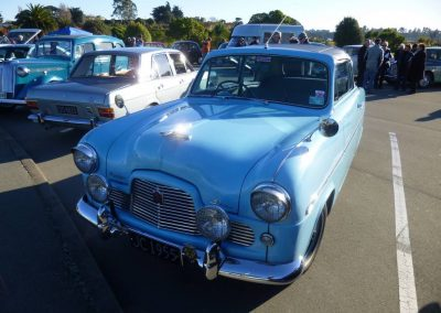 1955 Ford Zephyr Mk1 Convertible