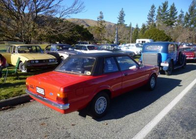 Ford Cortina Mk4 2 door