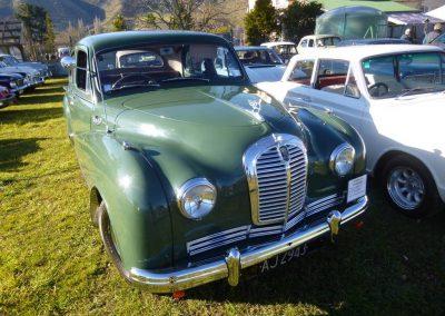 Tony McGillen's 1952 Austin A70