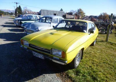 1975 Ford Capri Mk2 2000