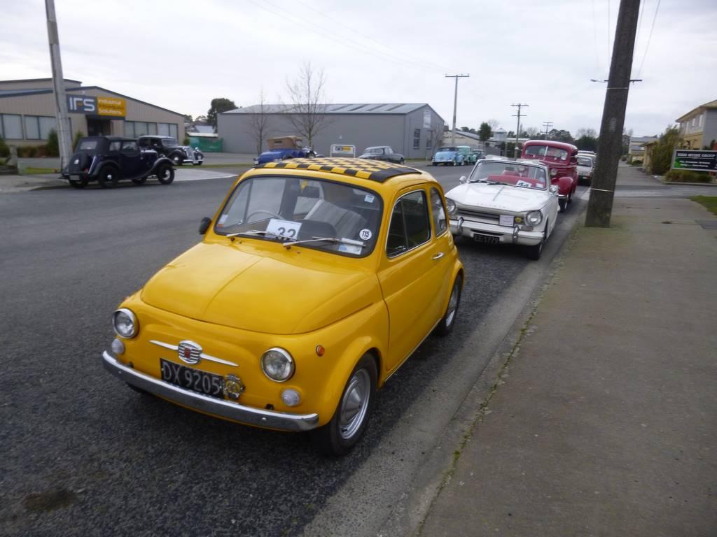 1968 Fiat 500 Bambina