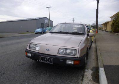 1984 Ford Sierra V6 Ghia