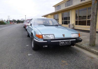 1986 Rover SD1 3500 Vanden Plas