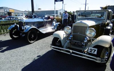 The first National VCC Vintage Only Rally