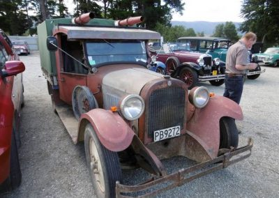 Herb and Jules Fox's 1924 Dodge Four truck