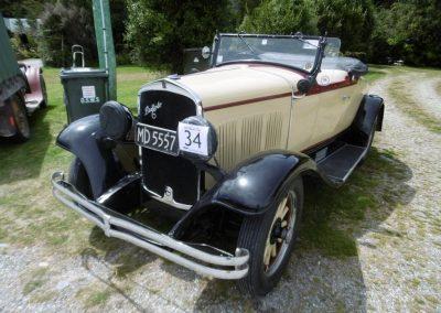 The Katon's 1929 De Soto