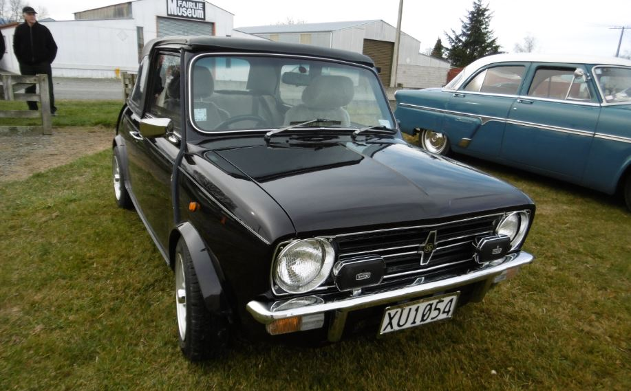 1980 Leyland Mini 1275GT Convertible