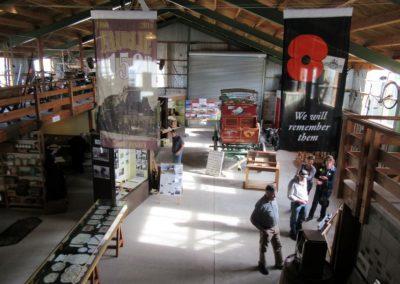 Fairlie Museum complex