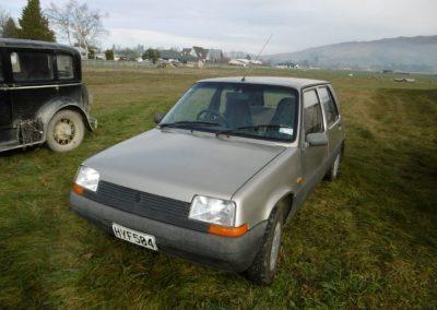 1987 Renault 5 GLT