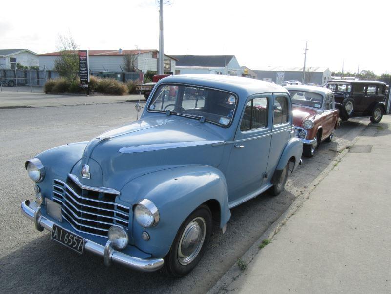 1950 Vauxhall LIP Velox