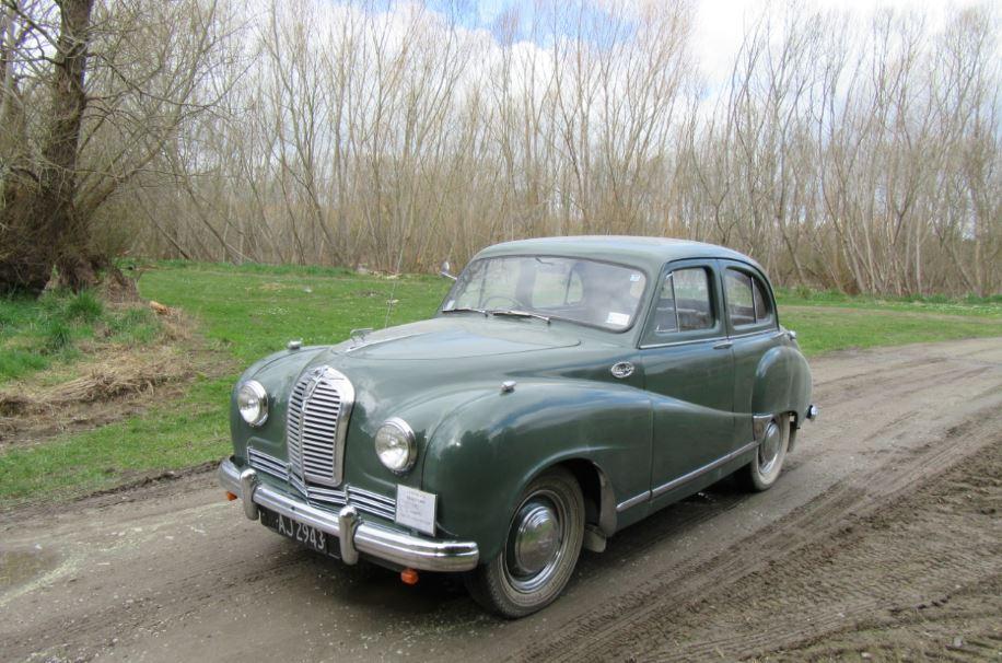 1952 Austin A70
