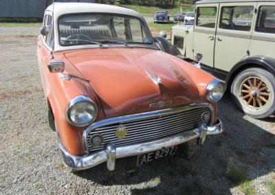 1957 Humber 80
