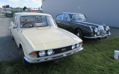 All British Day Car Rally – June 6 2021