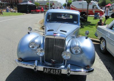 1954 Alvis TC21 Grey Lady Saloon