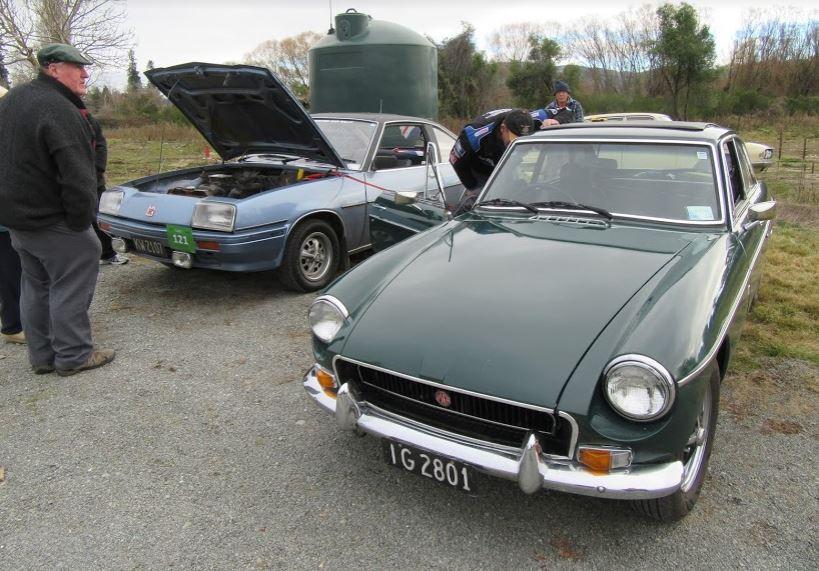 1970 MG B GT