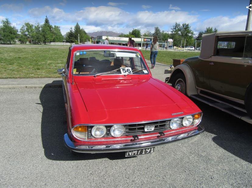 1979 Triumph 2500S