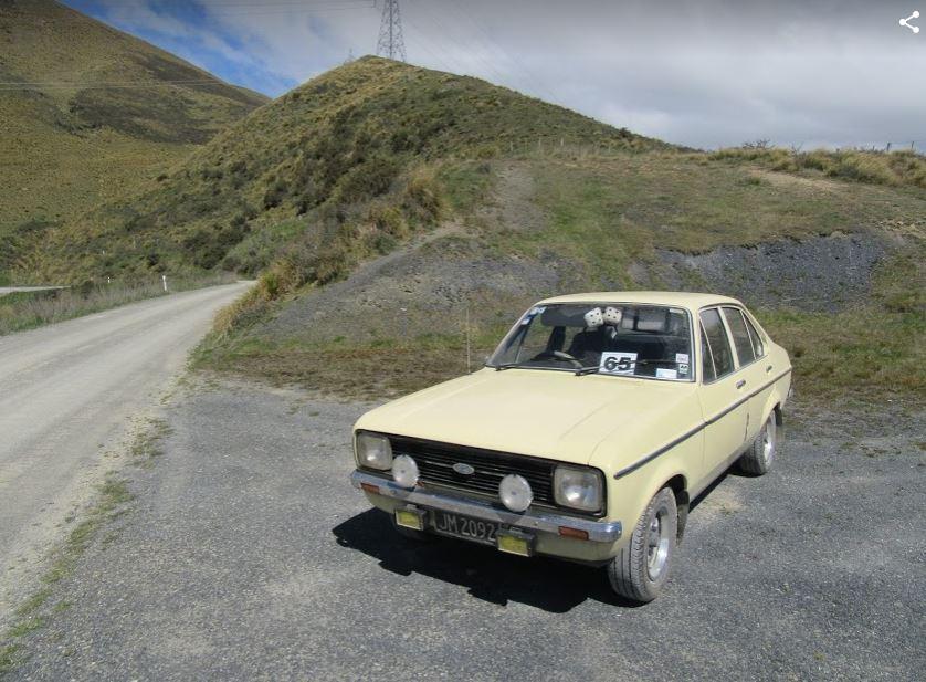 1980 Ford Escort Mk2